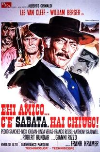 Sabata - O Homem que Veio para Matar - Poster / Capa / Cartaz - Oficial 4