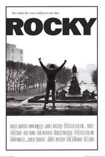 Rocky - Um Lutador - Poster / Capa / Cartaz - Oficial 1