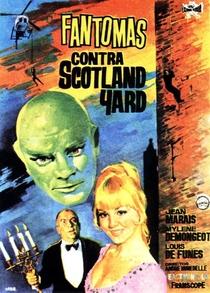 O Fantasma Contra Scotland Yard - Poster / Capa / Cartaz - Oficial 5