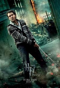 Harry Potter e as Relíquias da Morte - Parte 2 - Poster / Capa / Cartaz - Oficial 9