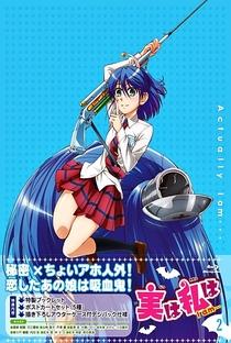 Jitsu wa Watashi wa - Poster / Capa / Cartaz - Oficial 2