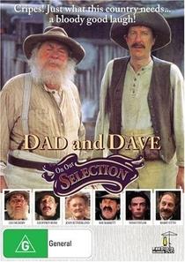 Dad e Dave: Os Conquistadores - Poster / Capa / Cartaz - Oficial 1