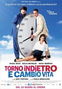 Torno Indietro e Cambio Vita - Poster / Capa / Cartaz - Oficial 1