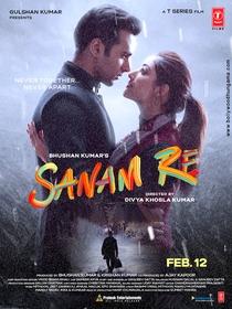 Sanam Re - Poster / Capa / Cartaz - Oficial 3