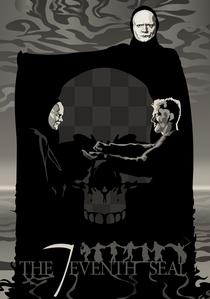 O Sétimo Selo - Poster / Capa / Cartaz - Oficial 20