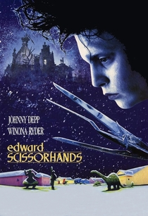 Edward Mãos de Tesoura - Poster / Capa / Cartaz - Oficial 14