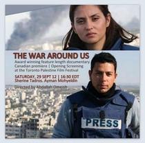 A Guerra à Nossa Volta - Poster / Capa / Cartaz - Oficial 1