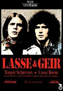 Lasse & Geir - Poster / Capa / Cartaz - Oficial 1