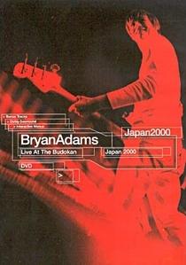 Bryan Adams - Live At The Budokan - Poster / Capa / Cartaz - Oficial 1