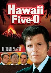 Hawaii Five-O (9ª Temporada) - Poster / Capa / Cartaz - Oficial 1