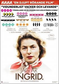 Eu Sou Ingrid Bergman - Poster / Capa / Cartaz - Oficial 5