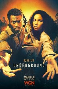 Underground (2ª Temporada) - Poster / Capa / Cartaz - Oficial 10
