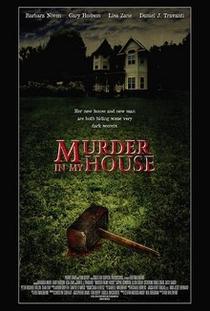Um Assassino em Minha Casa - Poster / Capa / Cartaz - Oficial 1