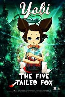 Yobi, a Raposa de Cinco Caudas - Poster / Capa / Cartaz - Oficial 3