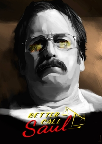 Better Call Saul (3ª Temporada) - Poster / Capa / Cartaz - Oficial 2