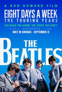 The Beatles: Eight Days a Week – The Touring Years - Poster / Capa / Cartaz - Oficial 1