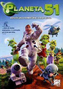 Planeta 51 - Poster / Capa / Cartaz - Oficial 4