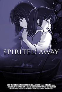 A Viagem de Chihiro - Poster / Capa / Cartaz - Oficial 36