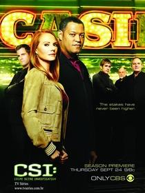 CSI: Investigação Criminal (11ª Temporada) - Poster / Capa / Cartaz - Oficial 1