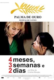 4 Meses, 3 Semanas e 2 Dias - Poster / Capa / Cartaz - Oficial 10