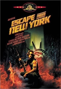 Fuga de Nova York - Poster / Capa / Cartaz - Oficial 11