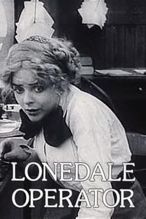 A Operadora da Lonedale - Poster / Capa / Cartaz - Oficial 1