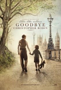 Adeus, Christopher Robin - Poster / Capa / Cartaz - Oficial 2