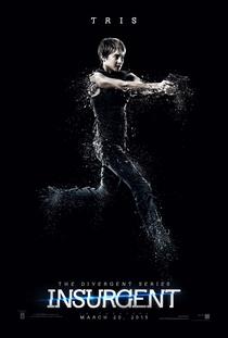 A Série Divergente: Insurgente - Poster / Capa / Cartaz - Oficial 20