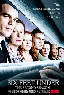 A Sete Palmos (2ª Temporada) - Poster / Capa / Cartaz - Oficial 2