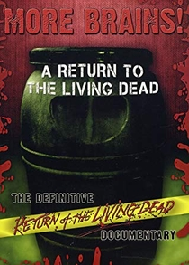 More Brains! A Return of the Living Dead - Poster / Capa / Cartaz - Oficial 2