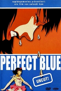 Perfect Blue - Poster / Capa / Cartaz - Oficial 21