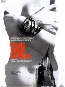 Trans-Europ-Express - Poster / Capa / Cartaz - Oficial 1