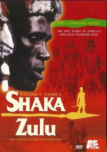 Shaka Zulu - Poster / Capa / Cartaz - Oficial 3