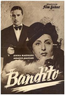 O Bandido - Poster / Capa / Cartaz - Oficial 1