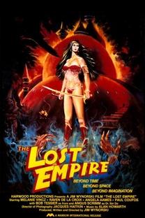Império Perdido - Poster / Capa / Cartaz - Oficial 2