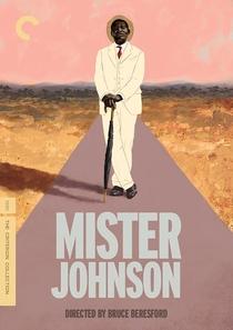 Mister Johnson - No Coração da África - Poster / Capa / Cartaz - Oficial 4
