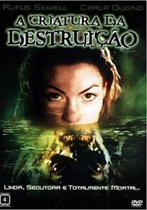 A Criatura da Destruição - Poster / Capa / Cartaz - Oficial 2