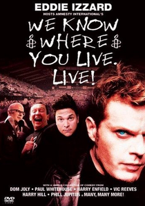 We Know Where You Live - Poster / Capa / Cartaz - Oficial 1