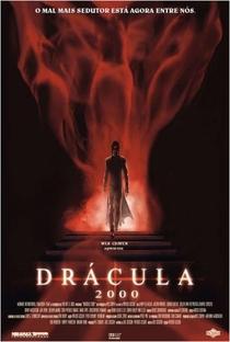 Drácula 2000 - Poster / Capa / Cartaz - Oficial 4