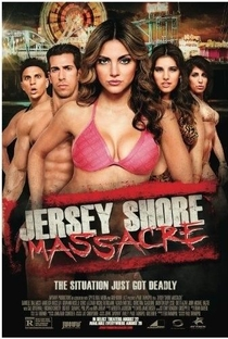 Jersey Shore Massacre - Poster / Capa / Cartaz - Oficial 2