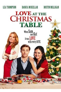 Amor na mesa de Natal - Poster / Capa / Cartaz - Oficial 1