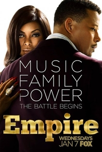 Empire - Fama e Poder (1ª Temporada) - Poster / Capa / Cartaz - Oficial 1