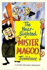 Mr. Magoo - O Vendedor de Seguros - Poster / Capa / Cartaz - Oficial 1