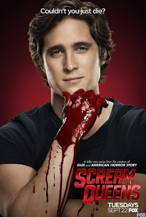Scream Queens (1ª Temporada) - Poster / Capa / Cartaz - Oficial 14