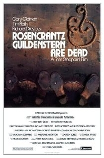 Rosencrantz e Guildenstern Estão Mortos - Poster / Capa / Cartaz - Oficial 1