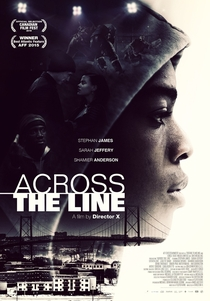 Across The Line - Poster / Capa / Cartaz - Oficial 1