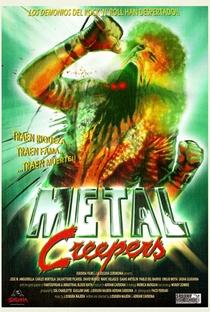 Metal Creepers - Poster / Capa / Cartaz - Oficial 1