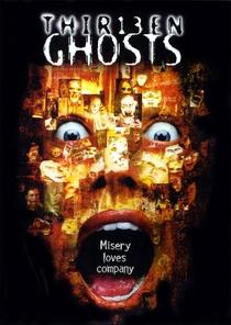 13 Fantasmas - Poster / Capa / Cartaz - Oficial 2