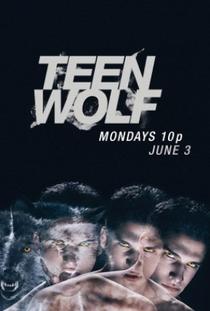 Teen Wolf (3ª Temporada) - Poster / Capa / Cartaz - Oficial 2