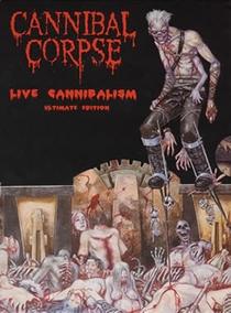 Live Cannibalism - Poster / Capa / Cartaz - Oficial 1